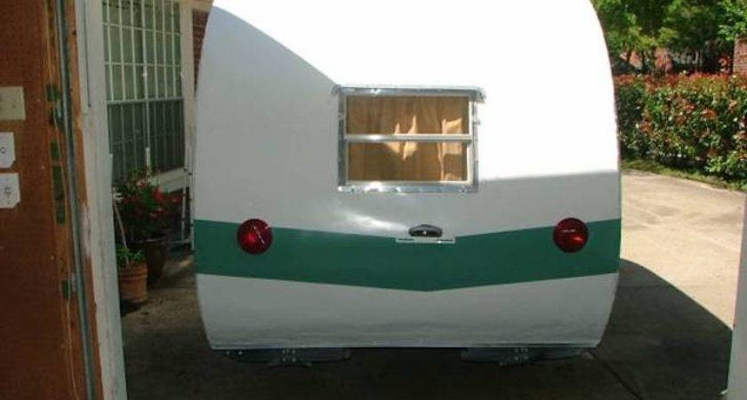 Mobile Scout Travel Trailer