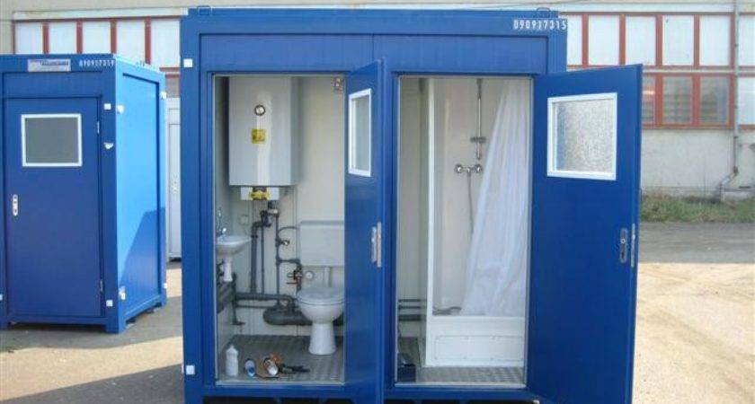 Mobile Shower Units Sale Somerset Wales Portable