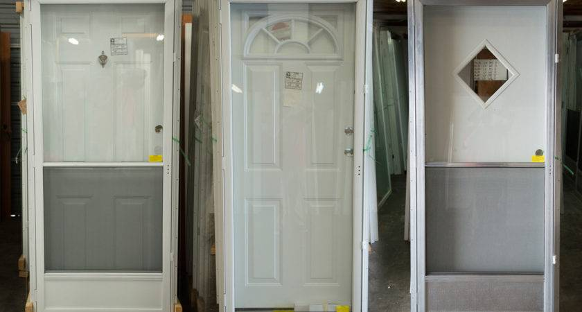 Mobilehome Doors Mobile Home Exterior Clear
