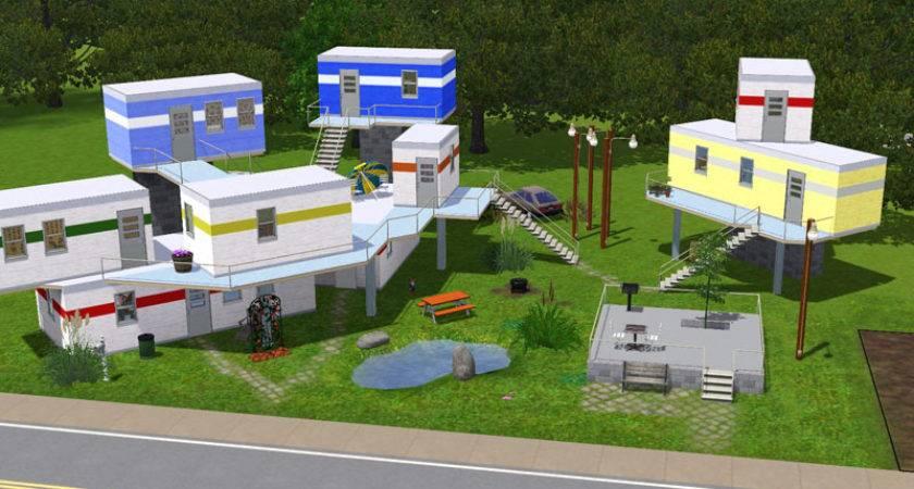 Mod Sims Redneck Mansion