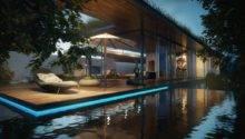 Modern Deck Design Interior Ideas