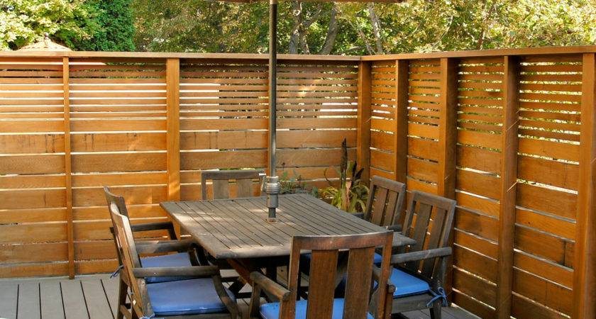 Modern Deck Ideas Outdoor Designs Design Trends