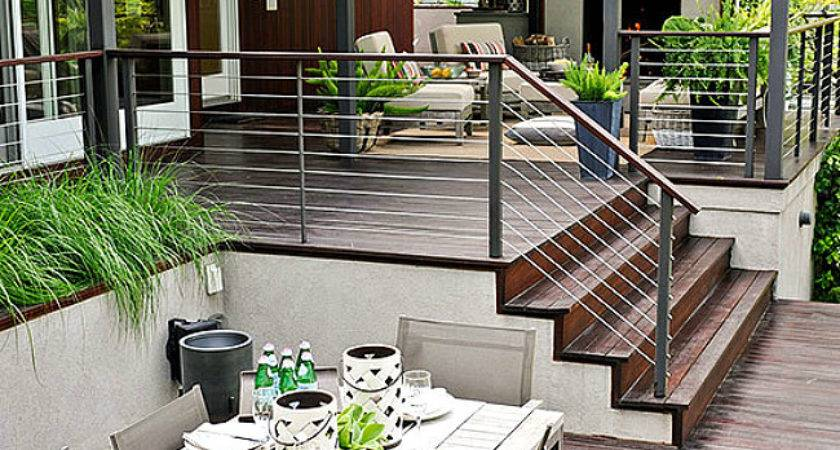 Modern Deck Spaces Inspire Your Summer Backyard