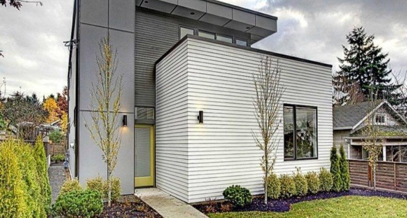 Modern Exterior Cladding Panels Fiber Cement Siding