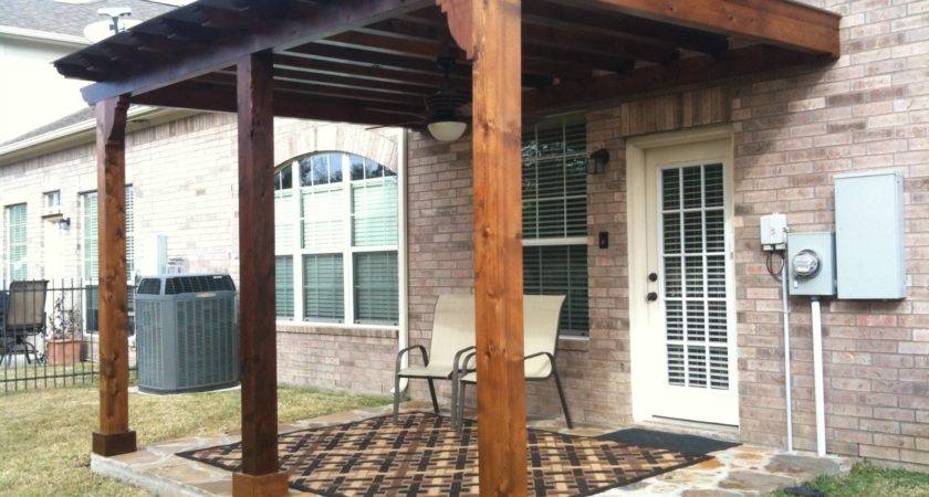 Modern Front Porch Covers
