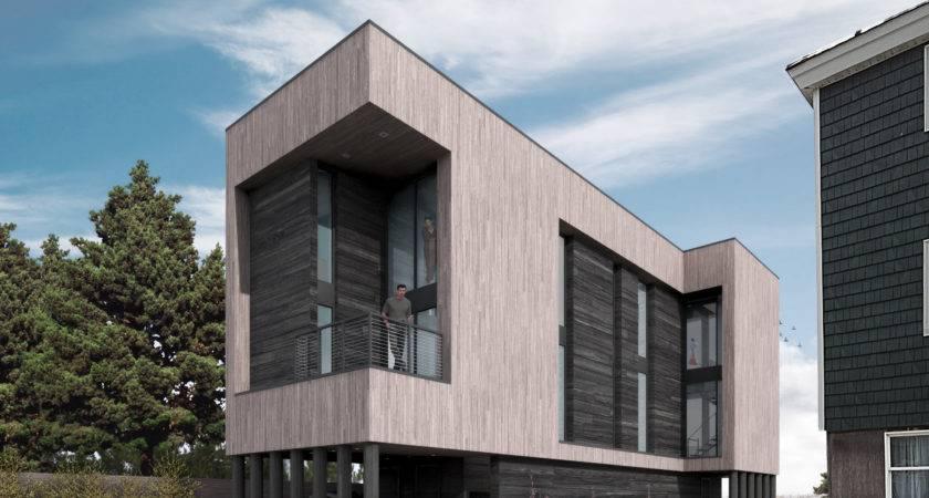 Modern House Exterior Siding