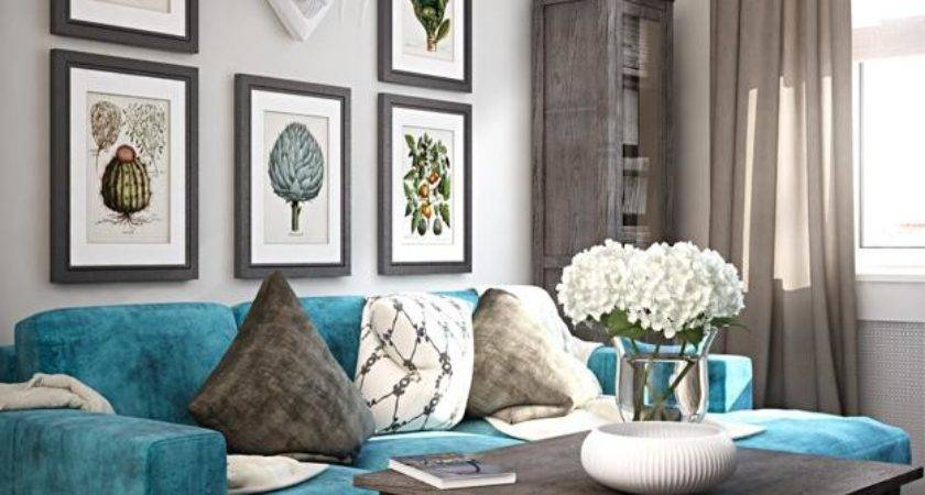 Modern Ideas Accentuate Wall Design Living Rooms