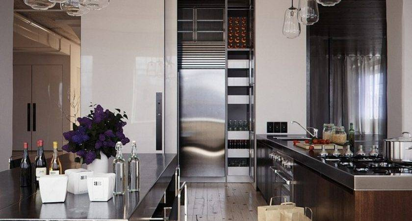 Modern Industrial Kitchen Awesome Photos