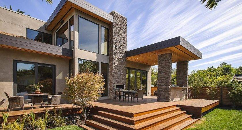 Modern Prefab Home Tobylongdesign