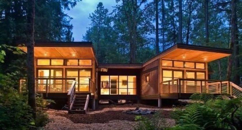 Modern Prefab House Good Decorating Ideas