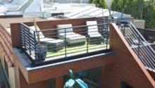 Modern Roof Deck Ideas Apartment Designforlife