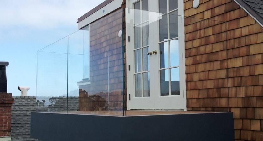 Modern Siding Options Exterior Balcony