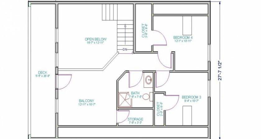 Modern Small House Floor Plans Luxamcc