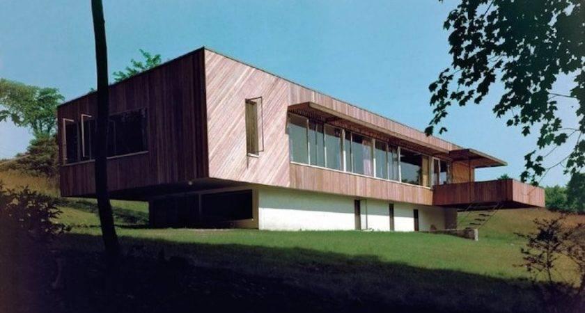 Modernist Homes Marcel Breuer Leave