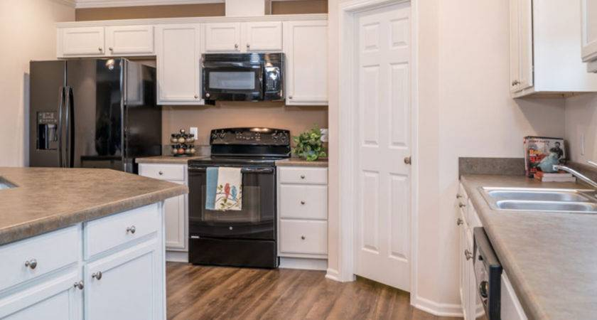 Modular Home Cabinets Beckley Kitchen Shot Awesome