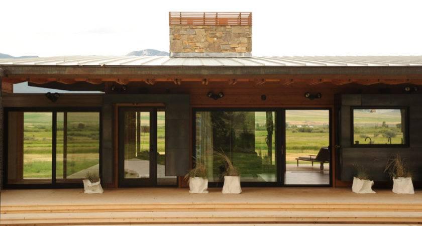 Modular Home Contemporary Homes California