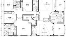 Modular Home Floor Plans Fresh Mobile Designs
