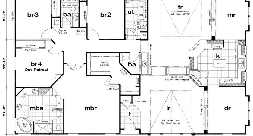 Modular Home Floor Plans Fresh Mobile Designs