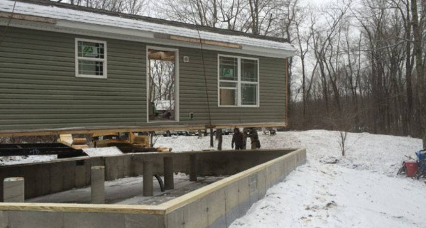 Modular Home Foundations Design