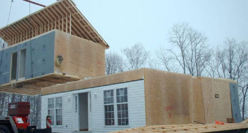 Modular Home Sets Setup Ross Construction