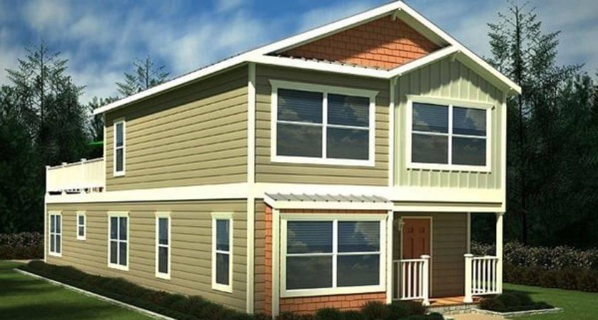 Modular Home Two Story