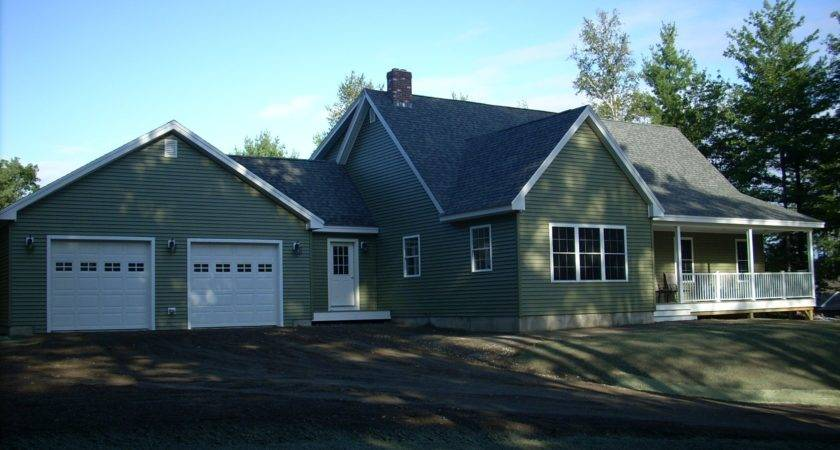 Modular Homes Large Porches