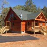 Modular Log Cabin Stone Mountain