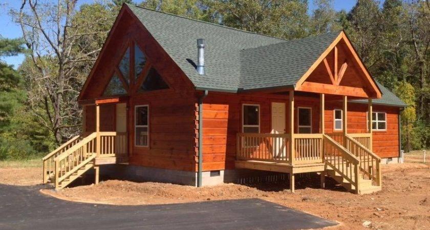 Modular Log Cabin Stone Mountain