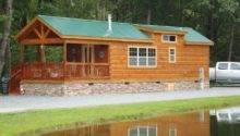 Modular Log Cabins Park Model Mountain