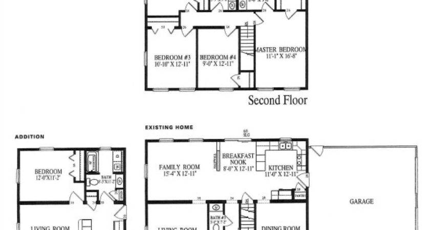 Modular Second Story Addition Floor Plans Gurus