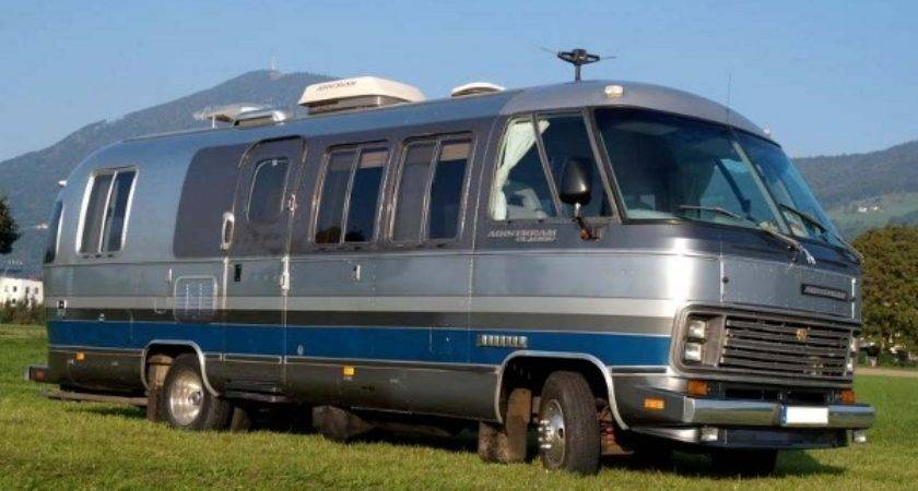 Monster Airstream Motorhome Expedition