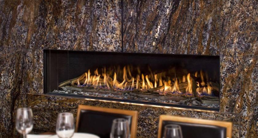 Montigo Power Vent Gas Fireplace Inseason