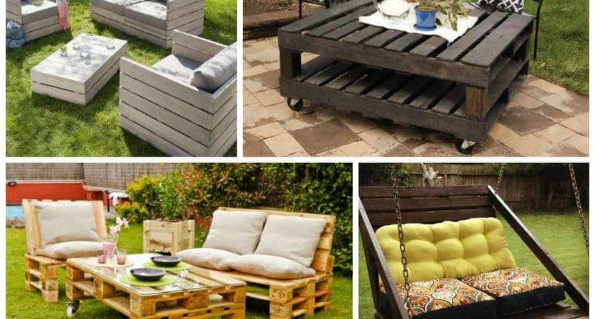 More Less Recycled Pallet Garden Ideas Recyclart