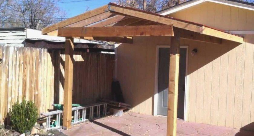 Most Amazing Build Wood Patio Cover Regarding