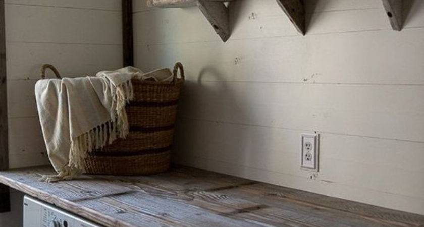 Most Awesome Laundry Room Rustic Touches Home