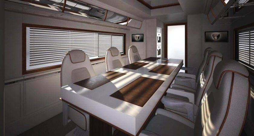 Most Expensive Motor Home World Elemment Palazzo