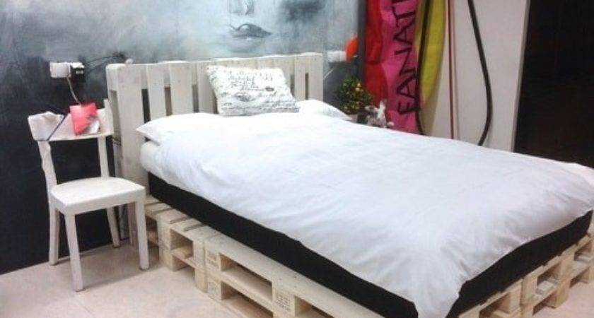 Most Inspiring Wood Pallet Bedroom Ideas Have Try