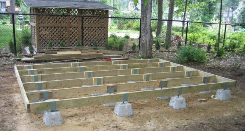 Most Popular Shed Foundations Favorite