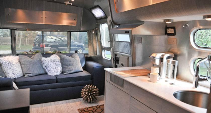 Motorhome Interior Design Ideas Camper Decorating