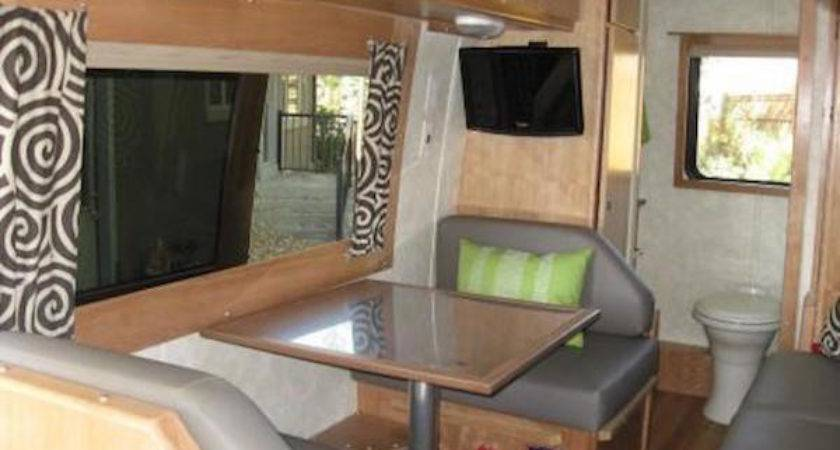 Motorhome Remodel Forest River Cruiser Class