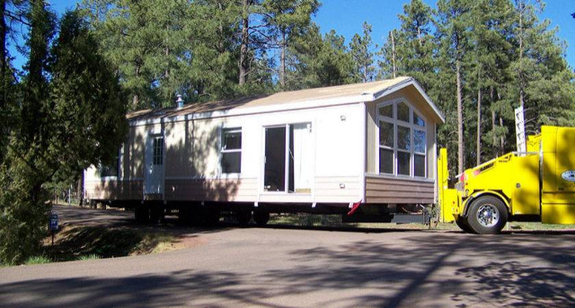 Moving Manufactured Home Flickr Sharing