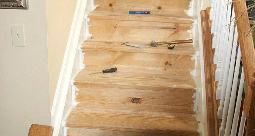Much Change Carpet Stairs Hardwood Home