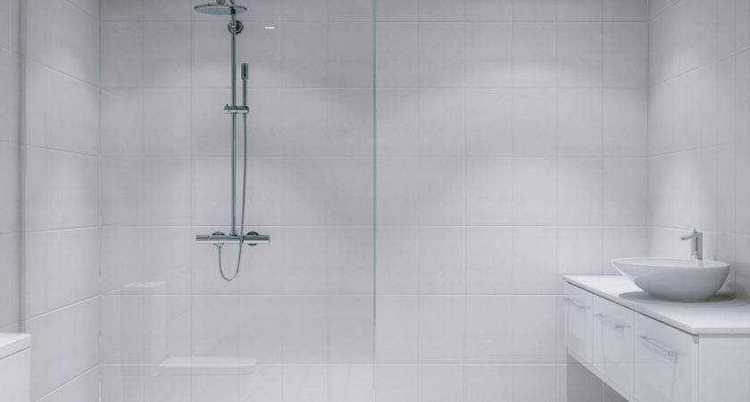 Multipanel White Galaxy Bevelled Tile