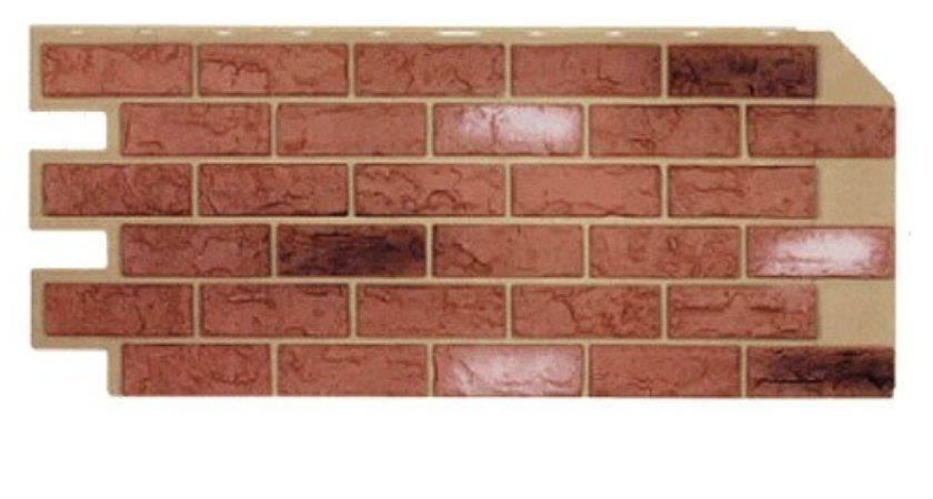Nailite Hand Laid Brick Skirting Panels