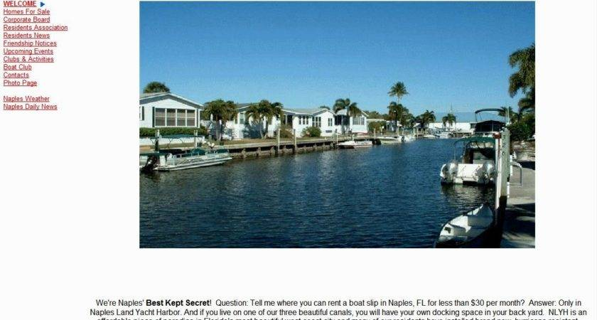Naples Land Yacht Harbor