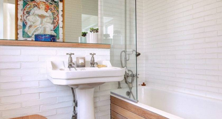 New Bathroom Wall Covering Ideas Top