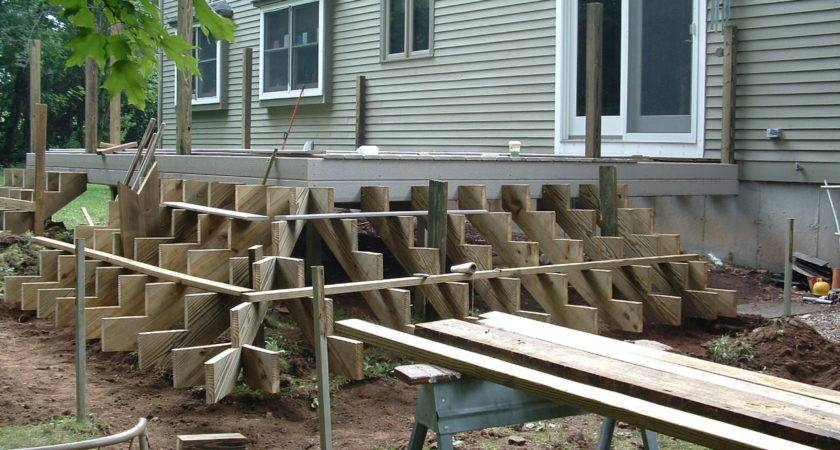 New Deck Bench Wrap Arounds Progressive Builders