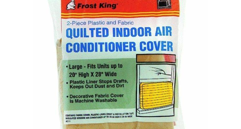 New Frost King Quilted Indoor Air