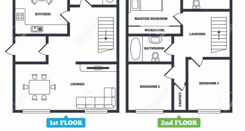 New Kitchen Floor Plan Symbols Appliances Kids Lev