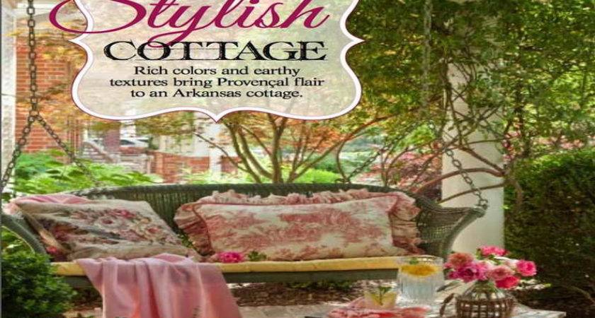New Magazine French Country Style Top Decorating